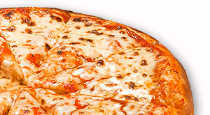 cloverleaf menu item - pizza