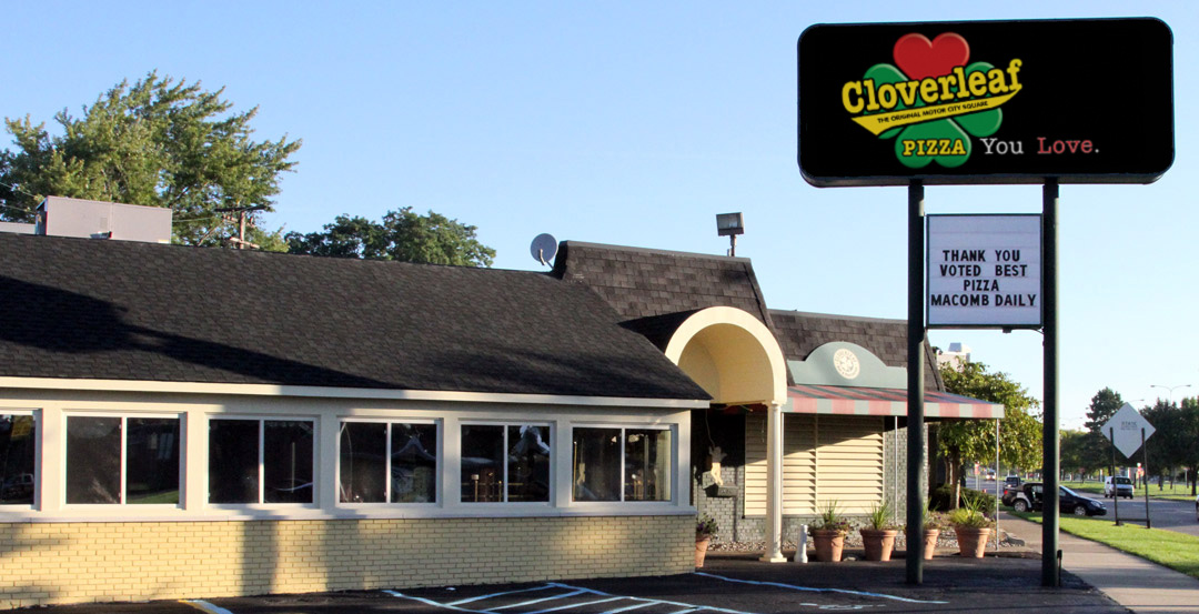 cloverleaf bar and restaurant